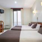 Hotel Condal - Habitación triple