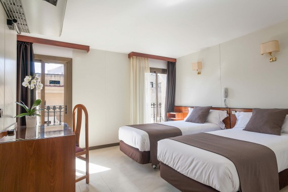 Hotel Condal - Rooms