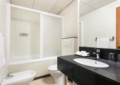 Hotel Condal - Bathroom