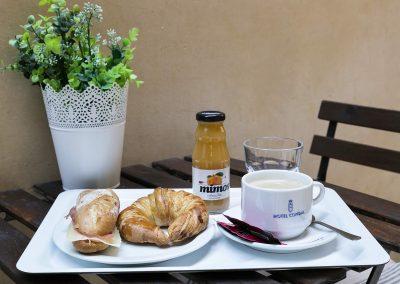 Hotel Condal - Frühstück