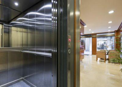 Hotel Condal - Ascensor