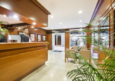 Hotel Condal - Reception