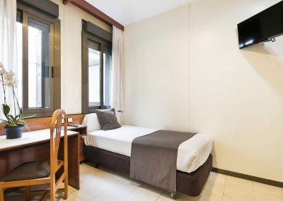 Hotel Condal - Einzelzimmer