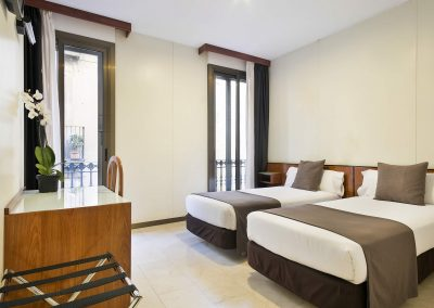 Hotel Condal - Twin Room