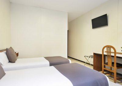 Hotel Condal - Zweibettzimmer